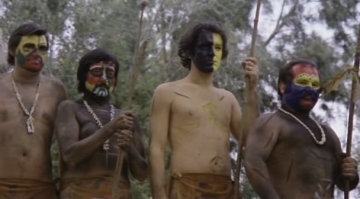 cannibal facepaint